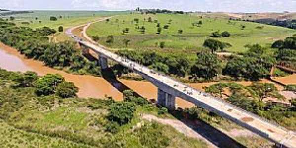 Ponte do Coqueiro sobre o Rio São Francisco