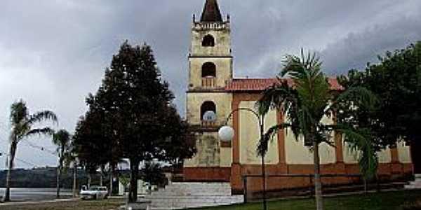 Macaia-MG-Paróquia de São Bernardo Claraval-Foto:Thymonthy Becker