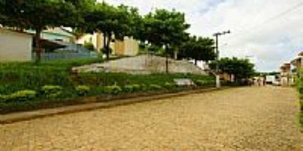 Praça do Distrito de Macuco-Foto:sgtrangel