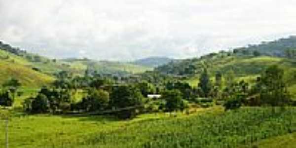 Vista parcial do Distrito de Macuco-Foto:sgtrangel