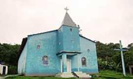 M�e dos Homens - M�e dos Homens-MG-Igreja de N.Sra.M�e dos Homens-Foto:Vicente A. Queiroz