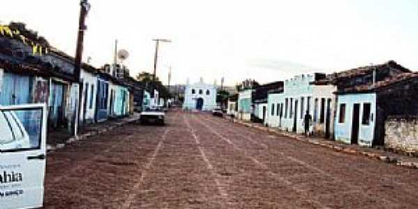 Afrânio Peixoto-BA-Centro do Distrito-Foto:Facebook