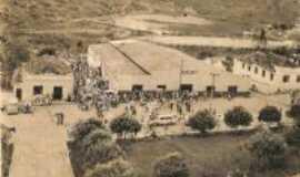 Malacacheta - Malacacheta-MG-Vista da cidade antiga-Foto:Adalto Santana