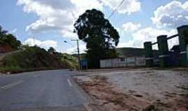 Malacacheta - Malacacheta-MG-Estrada do Clube de Campo-Foto:Ailton Gomes Pêgo