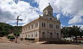 Malacacheta - Malacacheta-MG-Matriz de Santa Rita de Cássia-Foto:Ailton Gomes Pêgo