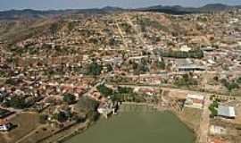 Malacacheta - Malacacheta-MG-Vista aérea parcial-Foto:fernandofreitasnet