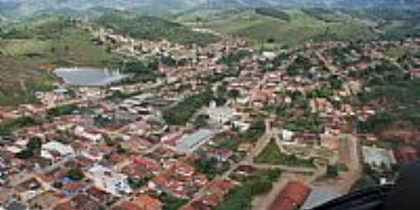 Malacacheta-MG-Vista aérea parcial-Foto:gomesmalaca