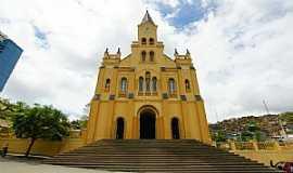 Manhuaçu - Manhuaçu-MG-Matriz de São Lourenço-Foto:sgtrangel