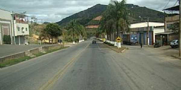 Manhuaçu-MG-Avenida Principal-Foto:JAIRO NUNES FERREIRA