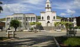 Mantena - Igreja Matriz-Foto:EDSON PEDROSA