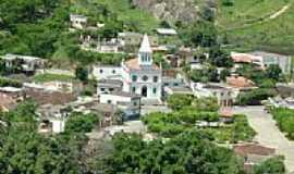 Mantena - Vista do centro de Mantena-Foto:montanha