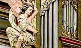 Mariana - Mariana-MG-Detalhe do Org�o Arp Schnitger da Catedral da S�-Foto:www.orgaodase.com.br