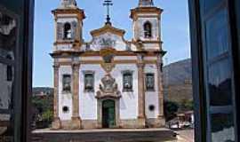 Mariana - Mariana-MG-Igreja de São Francisco de Assis-Foto:Geraldo Salomão