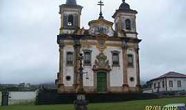 Mariana - Mariana-MG-Igreja do Carmo-Foto:Josue Marinho