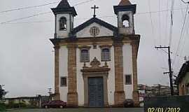 Mariana - Mariana-MG-Igreja do Rosário dos Pretos-Foto:Josue Marinho