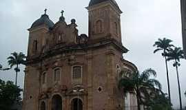 Mariana - Mariana-MG-Igreja São Pedro dos Clérigos-Foto:Josue Marinho