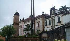 Mariana - Mariana-MG-Lateral da Igreja São Pedro dos Clérigos-Foto:Josue Marinho