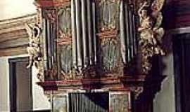 Mariana - Mariana-MG-Orgão Arp Schnitger da Catedral da Sé-Foto:www.orgaodase.com.br