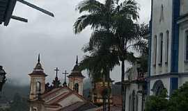 Mariana - Mariana-MG-Rua Dom Silvério-Foto:Josue Marinho