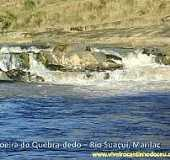 Marilac-MG-Cachoeira do Quebra Dedo-Fotos:ites.google.com