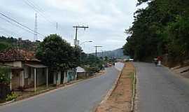 Marilac - Marilac-MG-Entrada da cidade-Foto:Izaides