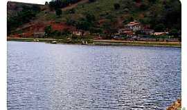 Marilac - Marilac-MG-Lagoa na cidade-Foto:Portal Marilac