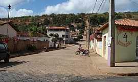 Marilac - Marilac-MG-Rua da cidade-Foto:Izaides