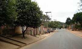 Marilac - Marilac-MG-Rua de entrada da cidade-Foto:Izaides