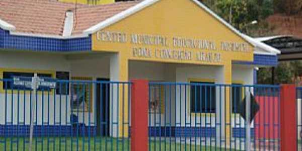 Marilac-MG-Centro Educacional Infantil-Foto:Izaides