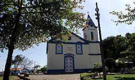 Marilândia - Marilândia-MG-Santuário de N.Sra.do Desterro da Volta-Foto:Thymonthy Becker
