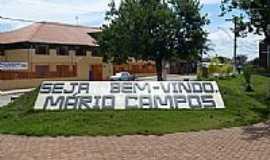 M�rio Campos - Boas vindas por jairo nunes