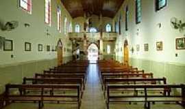 Maripá de Minas - Interior da Igreja de São Sebastião-Foto:sgtrangel