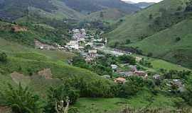 Marliéria - Cidade de Marliéria MG vista da serra - Por Gustavo Sturzenecker Moreira