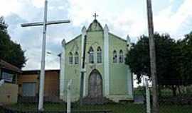 Martinésia - Igreja de São João Batista-Foto:Altemiro Olinto Cris…
