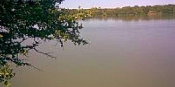 Água Fria-BA-Rio São Francisco-Foto:povoadodeaguafria.blogspot.com.br