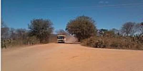 Água Fria-BA-Transporte Escolar-Foto:http://povoadodeaguafria.blogspot.com.br