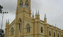 Martinho Campos - Igreja Matriz de N.Sra.D´Abadia em Martinho Campos-Foto: olintocristo