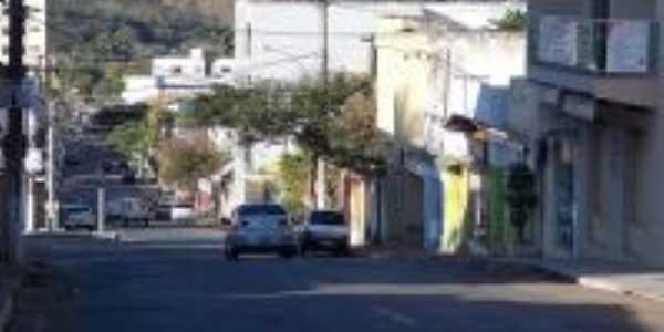 rua Getúlio Vargas em mateus leme, Por Isa