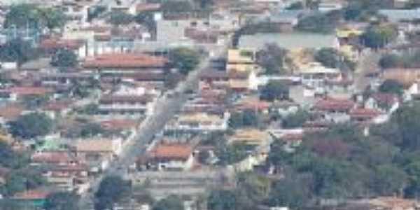 vista parcial da cidade de mateus leme , Por Isa