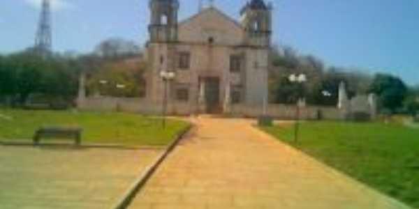 igreja matriz praça conego mauricio, Por joaquim antonio
