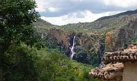 Mato Verde - Mato Verde-MG-Cachoeira Maria Rosa-Foto:Edivaldo Fernando dos Anjos