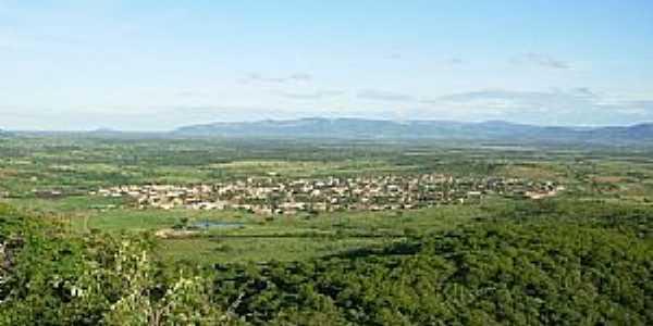 Mato Verde-MG-Vista da cidade-Foto:Diou