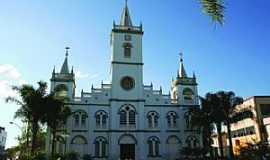 Matozinhos - Igreja do Senhor Bom Jesus de Matozinhos - Matozinhos/MG