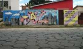 Matozinhos - GRAFFITI BAIRRO ESTAÇÃO, Por ANDRÉ FELIPE
