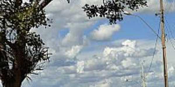 Vista da área rural de Matozinhos-MG-Foto:BARBOSA