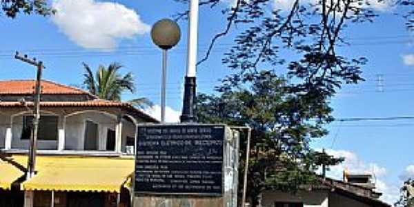 Medeiros-MG-Monumento ao Sistema Elétrico-Foto:Júlio Vital