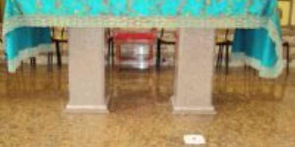 Altar da Matriz  de Sta Rita, Por Darlan M Cunha
