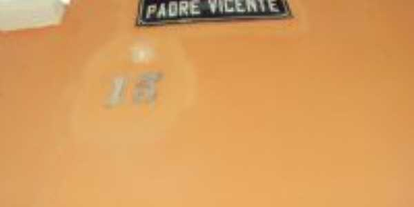 Rua Padre Vicente, Por Darlan M Cunha