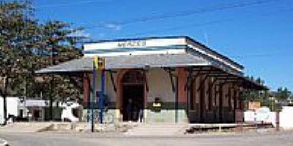 Antiga Estação Ferroviária foto Jorge A. Ferreira Jr…