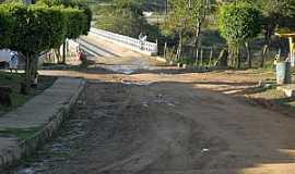 Aiquara - Aiquara-BA-Ponte que liga a cidade à BR-330-Foto:www.itagiemfoco.com.br